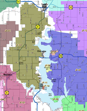 Rural Water District #10 in Jefferson County.
