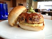 The Murder Burger at Pachamama's, 800 New Hampshire St.