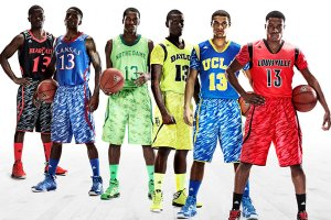 New Adidas uniforms