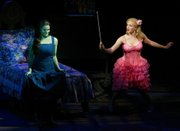 "The highly successful stage musical ""Wicked"" is a prequel to ""Wizard of Oz"" based on a 1995 novel. A film version is currently in the works."