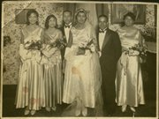 Josephine White, a long-time worker at Kansas University's Pi Beta Phi sorority, was married at Ninth Street Baptist Church in 1931. The church was one of four original churches for the city's African-American community, and one of two that remain today.