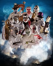 "Here Come the Mummies, a band of funky ""undead"" mummies, will play Wednesday at the Granada."