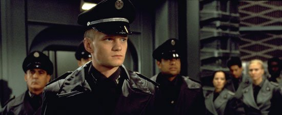 "Neil Patrick Harris in ""Starship Troopers"""
