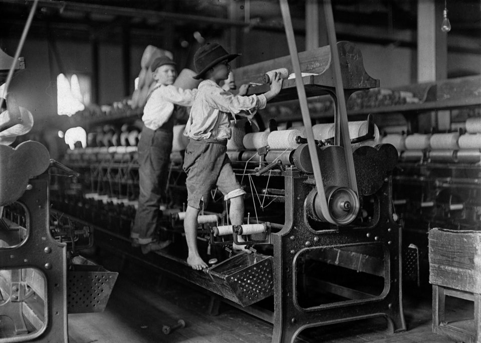 Childhood Lost  Child Labor During the Industrial Revolution