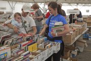 Lawrence Public Library Spring Book Sale