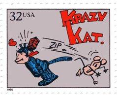 Krazy Kat & Ignatz Mouse