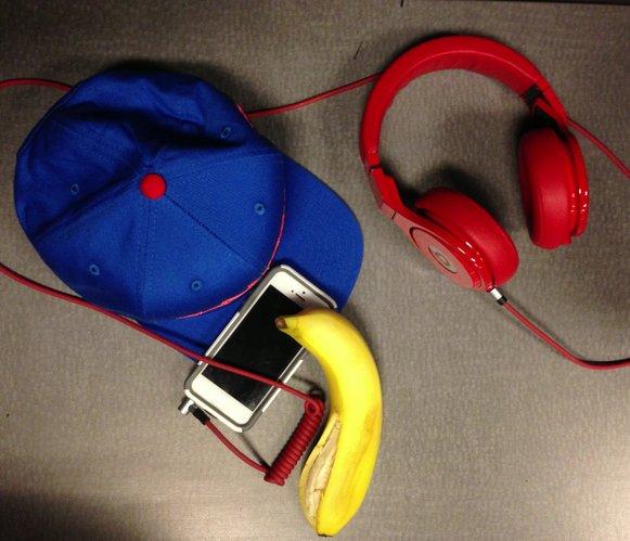 A locker room survival kit for Kansas guard Ben McLemore.