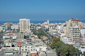 Israel didn't leave much standing in Gaza City.