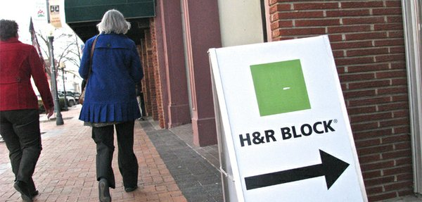 The first personally meaningful information many Americans receive about the Affordable Care Act could come as they sit down with tax preparers. H&R Block is routinely telling its clients about subsidies or tax penalties that may lay in store for them while preparing their customers 2013 tax returns.