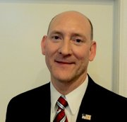 Jeff Richards, an Overland Park Police officer, was nominated Thursday to replace former Franklin County Sheriff Jeff Curry, who recently resigned. Richards served in the United State Air Force and is also chair of the Franklin County Republican Party.