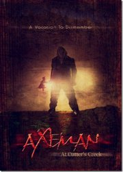 "Former Kansas University basketball big man Scot Pollard appears in the independent horror flick, ""Axeman at Cutter&squot;s Creek."""