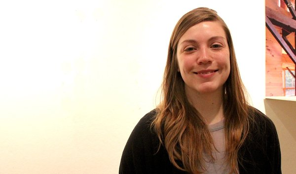 Lauren Brown is a fifth-year architecture student at Kansas University.