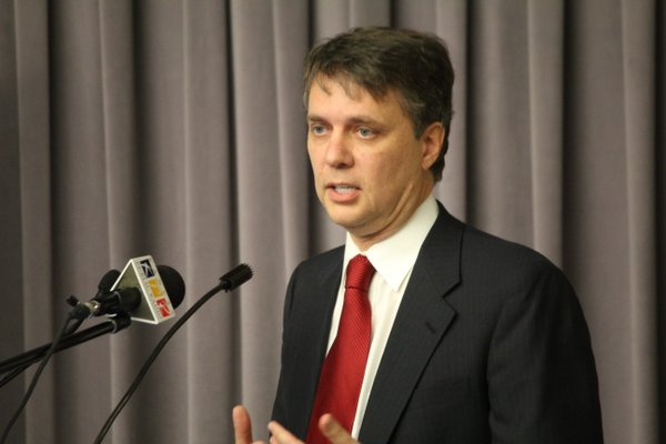 Lt. Gov. Jeff Colyer, who spearheaded KanCare — the overhaul of the state's Medicaid program by the administration of Gov. Sam Brownback.