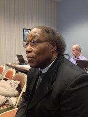 Rev. Ben Scott