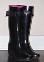 Kate Spade rain boots from TJ Maxx
