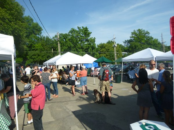 Cottin's Hardware Farmers Market offers something for everyone!