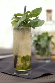 The Mint Julep at Mariscos, 4821 W. Sixth St.