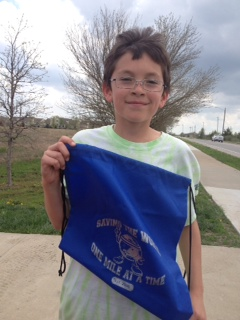 Tanner has now done 2 marathons! Woo hoo!