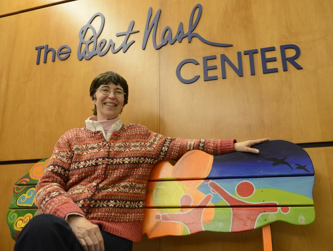 A turning point in Sheils' life came when she started receiving services at Bert Nash.