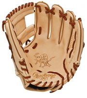 Kansas University's baseball players, who know how to wield a glove, fondly recall their first -- and current -- mitts.
