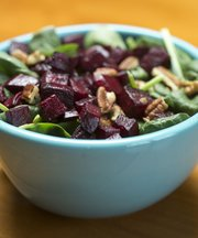 Sarah's Balsamic-Tinged Roasted Beets