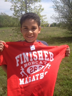 Wesley wins 26.2!