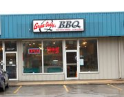 Gran-Daddy's BBQ, where police allege the Dahda brothers sold drugs.