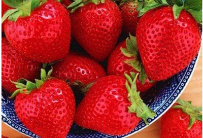 This week, local strawberries will be showing up at farmers market booths all across town for the first time this season!
