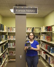 Diana Staresinic-Deane, of Ottawa, penned her first book, about a 1925 unsolved Kansas murder, after finding a mysterious folder at the Emporia Public Library in 2007.