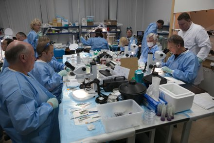 Nasa medical study in russia