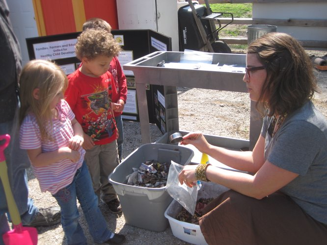 Composting activity