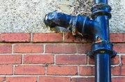 Cast-iron plumbing