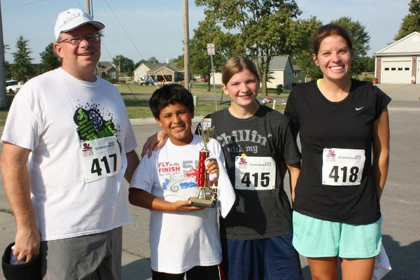 The 5th Annual Small Town/Big Cause Run/Walk is friendly enough for a family yet challenging enough for the seasoned competitor!