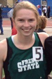 Laura Kennard, Free State