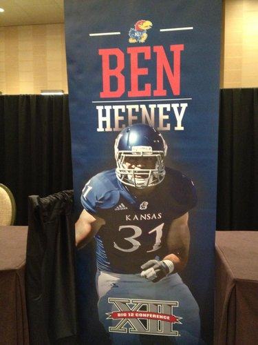 Ben Heeney.