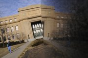 Campus folklore and rumors suggest that Strong Hall is backwards.