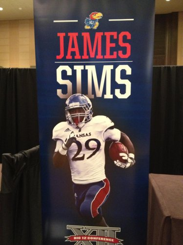 James Sims.