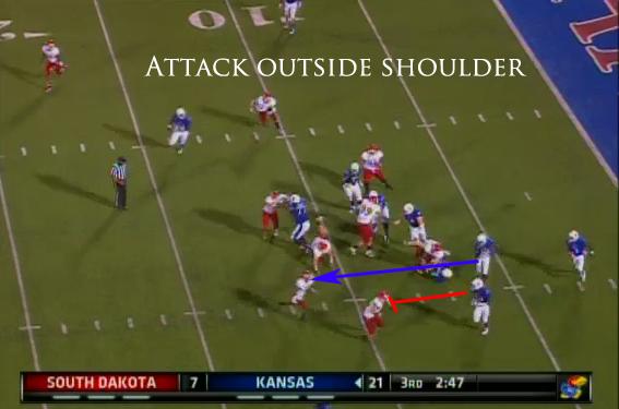 Matthews' attack point.