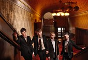 Franz Ferdinand will play at the Granada on Oct. 8.