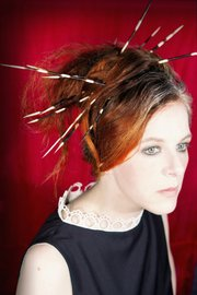 Neko Case will perform at Liberty Hall at 8 p.m. Oct. 15.
