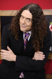 """Weird Al"" Yankovich brings his Alpoclypse Tour to Liberty Hall on Oct. 14."