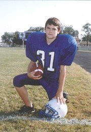 Ben Heeney, seventh grade