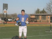 Ben Heeney as a Hutch High senior