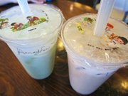 Cool, refreshing bubble tea from HOUSE OF CHá is perfect for a warm summer day.