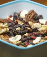 Sarah Henning's Game Time (or Anytime) Trail Mix.