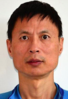 KU professor of physics and astronomy Siyuan Han. Photo courtesy of Kansas University.