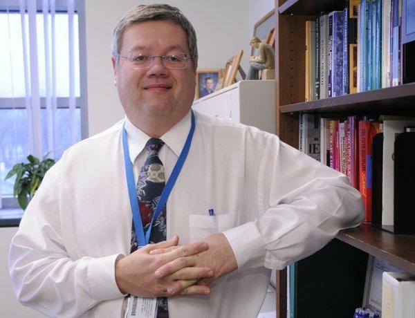 Dan Partridge, director of the Lawrence-Douglas County Health Department.