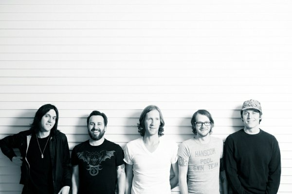 Omaha band Desaparecidos