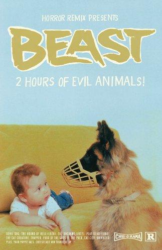 Horror Remix: Beast!