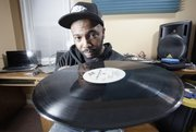 DJ G-Train has been Lawrence's premier turntablist for years.